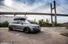 """1,747 Likes, 4 Comments - Camp allroad by Thule™ (@camp_allroad) on Instagram: """"Under the bridge 