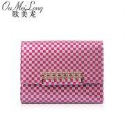 1106097  性別:女性 財布ヨーロッパやアメリカのドラゴンウォレットは短い財布女性財布のハンドバッグクラッチバッグ本物のパケットハンドバッグ
