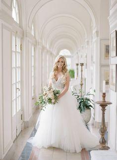 Our Wedding Day Bridal Portrait