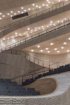 Gallery of Herzog & de Meuron's Elbphilharmonie in Hamburg Photographed by Iwan Baan - 12