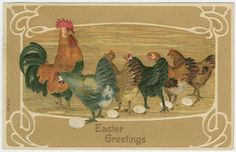 Easter greetings. (ca. 1907)