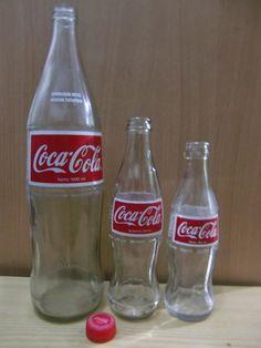CILEGON ANTIQUE: Antique Bottle - COCA COLA