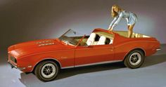 http://chicerman.com  carsthatnevermadeit:  Chevrolet Camaro Caribe 1968. A targa-top pick-up version of the first generation Camaro powered by a396 cubic-inch big-block V8. The car was a one-off built for the Rod and Custom show held at the Toledo Ohio Sports Arena in March 1968  source  #cars