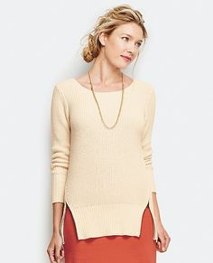 cotton cashmere women's grey sweater. | LOVE, HANNA | Pinterest ...
