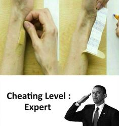 The post Cheating level appeared first on Gag Bee.