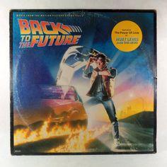 Back To The Future Vinyl Soundtrack