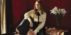 Fabulous Fashion: Julianne Moore in the Season's Best Styles  - HarpersBAZAAR.com