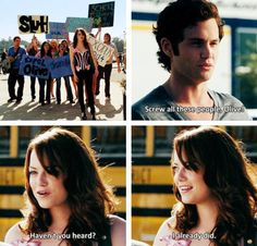 I love Easy A. Such a good movie