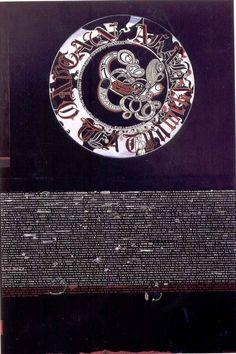 Shane Cotton, He Pukapuka Tuatahi, 2000 Abstract Sculpture, Bronze Sculpture, Sculpture Art, Metal Sculptures, Maori Patterns, Cotton Painting, Polynesian Art, Maori Designs, New Zealand Art