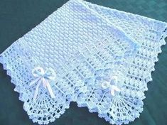 crochet pattern mother hens baby blanket | ... .com • View topic - Mother Hen's Search for Crocheted Baby Afghan