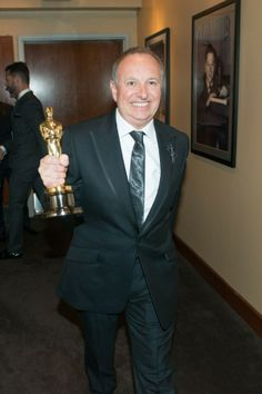 Behind The Scenes At The Oscars 2014- Sound mixing