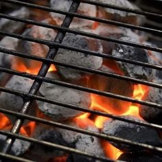 Burning coals in barbecue grill ,Burning Charcoal. Burning coals in barbecue grill , Baked Zucchini Boats, Terrace Grill, Charcoal Uses, Charcoal Briquettes, Charcoal Smoker, Clean Grill, Clean Clean, Grilling Tips, Bbq Tips
