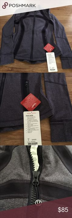 Lulu define jacket (new) gorgeous! Define jacket ! Brand new! Doesn't fit! Any one see this in a 10??? lululemon athletica Other