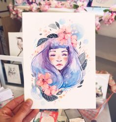 """998 Likes, 8 Comments - Leigh Ellexson (@leighellexson) on Instagram: """"154/365 Come see me at Frameri!  I will be here with lots of art and prints until 5 ✨ There's some…"""""""