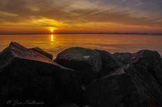 Sneekermeer sunset by fotohollander #ErnstStrasser #Niederlande #Netherlands Netherlands, Celestial, Sunset, Outdoor, The Nederlands, Outdoors, The Netherlands, Holland, Sunsets