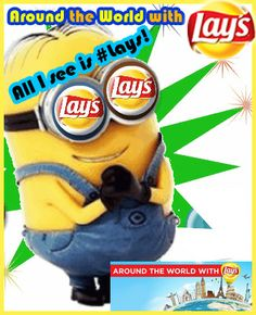 I would give anything to receive the title of Lays South Africa's #Lays #Most #Active #Fan! Al I see 24 hours a day is #Lays!  @LaysChipsSA #Lays #MostActiveLaysFan