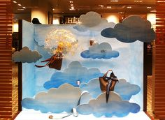 Fairytale - Hermès Window Display on Behance