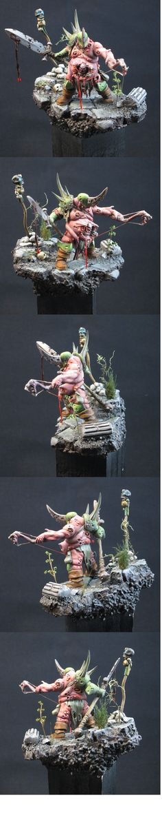 Nurgle Blight King