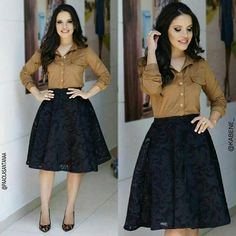 Black Skirt Outfits, Maxi Outfits, Girly Outfits, Modest Outfits, Cute Outfits, Beautiful Dresses, Nice Dresses, Casual Dresses, Short Dresses