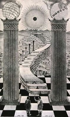 This is a podcast which is for Freemasons and anyone who wants to know more about Freemasonry. Weekly episodes - Masonic papers Freemasonry for today. Occult Symbols, Masonic Symbols, Occult Art, Ancient Symbols, Illuminati, Masonic Art, Masonic Lodge, Masonic Tattoos, Rose Croix