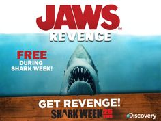 Jaws Revenge App by Fuse Powered Inc. Fighting Game Apps.