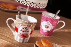 Mugs. Collection Dégustation. AMADEUS.