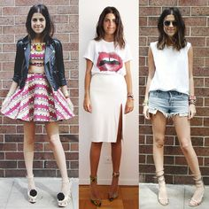 O estilo da fashion girl Leandra Medine