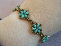Seed Bead Bracelets Tutorials, Beaded Bracelets Tutorial, Handmade Jewelry Bracelets, Bracelet Designs, Free Beading Tutorials, Beaded Necklace Patterns, Jewelry Patterns, Seed Bead Patterns, Bead Jewellery