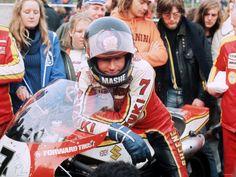 Barry Sheene - world champion 1977