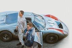 Ford V Ferrari Için 67 Fikir Christian Bale Matt Damon Film