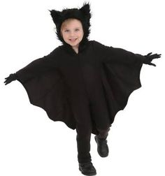bat costume toddler - Google Search