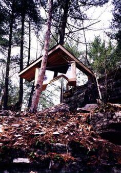 Project - Cadyville Sauna - Architizer