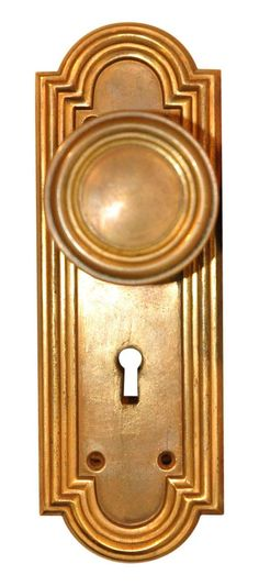 1920s doorknob