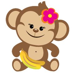 monkey girl sign clipart - Buscar con Google