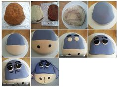 STEP BY STEP... Could be used to decorate a cookie