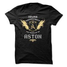 ASTON Tee - T-Shirt, Hoodie, Sweatshirt