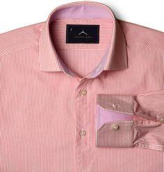 Perry | Custom Tailored Shirt