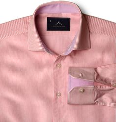 Perry | Custom Tailored Shirt