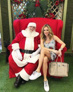 Porque não são só as crianças que são apaixonadas por esse Papai Noel do @cidadejardimshopping #NatalCJ