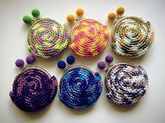 porte monnaie, purse, crochet, armel, malejacq, creation,