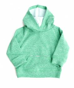 Baby Logan Pullover - New In - Browse - baby girls | Peek Kids Clothing // LOVE this color and hoodie!!