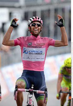 Giro 2014 - 6 (257 km, Sassano - Montecassino) : It's been a good first week at the Giro for Michael Matthews. - Photo: © Tim de Waele