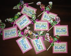 it's time to blow up the competition blow pop idea - Saferbrowser Yahoo Image Search Results Cheer Competition Gifts, Cheer Team Gifts, Dance Team Gifts, Cheer Coaches, Cheerleading Gifts, Volleyball Gifts, Cheer Mom, Gifts For Cheerleaders, Basketball Gifts