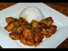 Orange Chicken Recipe with Secret Sauce Great Chicken Recipes, Meat Recipes, Asian Recipes, Asian Foods, Chinese Recipes, Chinese Food, Lunch Recipes, Drink Recipes, Recipies