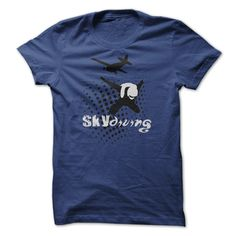 I love skydiving