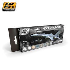 AK2050 - U.S. MODERN AIRCRAFT 1