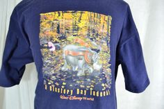 #WaltDisneyWorld #Eeyore T Shirt  A Blustery Day Indeed Size X Large for sale in my ebay store