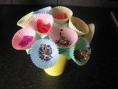 Mother's Day Gifts for Crafty Kids Daycare Crafts, Classroom Crafts, Preschool Crafts, Crafts For Kids, Preschool Ideas, Teaching Ideas, Diy Mothers Day Gifts, Fathers Day Crafts, Happy Mothers Day