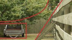 Plum tree trailer - div