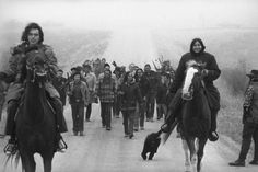Historic photos from the 1890 Wounded Knee Massacre to the 1973 American Indian Movement (AIM) standoff on the Pine Ridge Reservation, South Dakota. Native American Photos, Native American History, American Indians, American Life, British History, American Art, Sioux, Cherokee, Banks